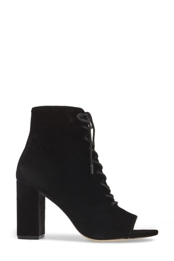 Joie Lace Night Out Party Fancy Black Boots Image 2