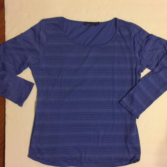 prAna T Shirt Blue/Purple Image 6