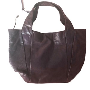 Kenneth Cole Tote in Eggplant