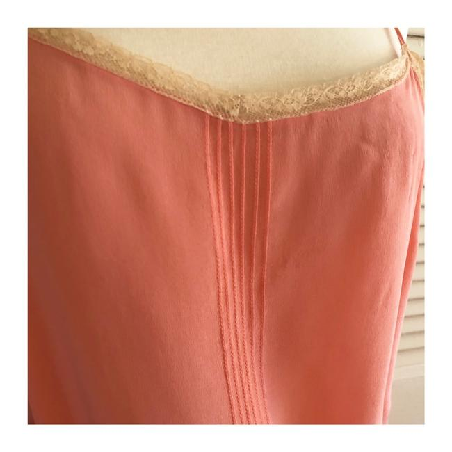 Princess Tam Tam short dress Peach on Tradesy Image 1