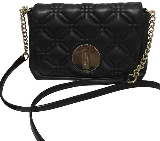 Preload https://img-static.tradesy.com/item/23167201/kate-spade-astor-court-naomi-flap-quilted-black-leather-cross-body-bag-0-1-540-540.jpg