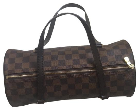 Preload https://img-static.tradesy.com/item/23167230/louis-vuitton-papillon-30-damier-ebene-brown-canvas-and-leather-satchel-0-1-540-540.jpg