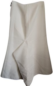 Maticevski Maxi Skirt White cream