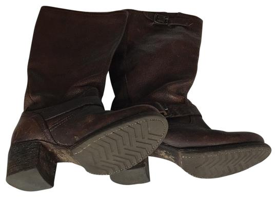 Frye Brown Boots Image 0