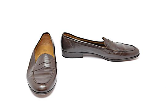 Preload https://img-static.tradesy.com/item/23167413/gravati-brown-hand-made-in-italy-chocolate-leather-classic-penny-loafers-flats-size-us-6-regular-m-b-0-0-540-540.jpg