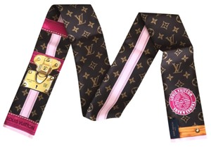 Louis Vuitton Pink Limited Edition Summer Trunks Monogram Bandeau