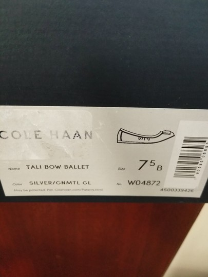 Cole Haan Silver Flats Image 6