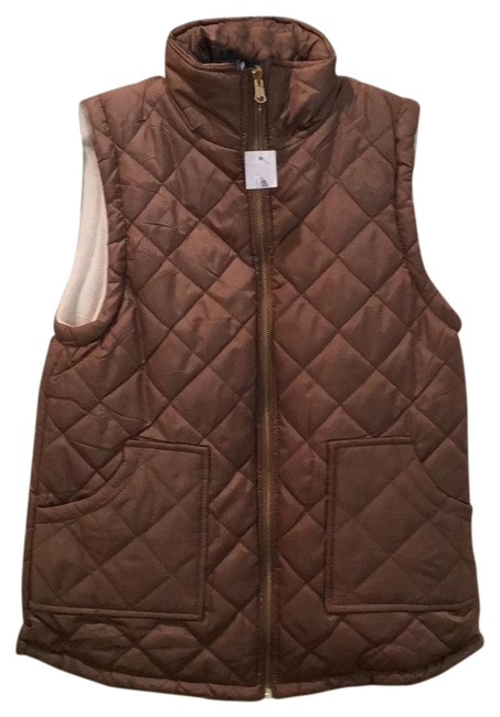 Preload https://img-static.tradesy.com/item/23167636/light-brown-or-beige-reversible-unknown-vest-size-4-s-0-1-650-650.jpg