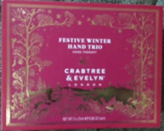 Crabtree & Evelyn Crabtree & Evelyn-Festive Winter Hand Trio Image 2
