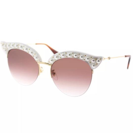 Gucci faux pearl cat eyes Image 1