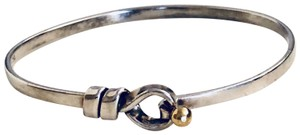 Tiffany & Co. hook & eye closure bangle