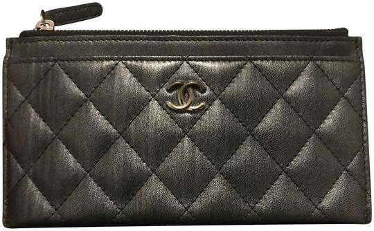 Chanel Classic O Case Phone Case Pouch Wallet Card Holder Image 1