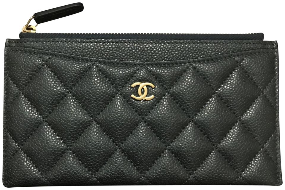 06034a476747 Chanel Classic O Case Phone Case Pouch Wallet Card Holder Image 7. 12345678