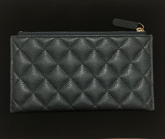 Chanel Classic O Case Phone Case Pouch Wallet Card Holder Image 2