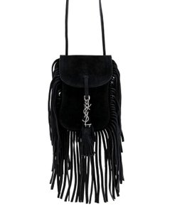 7e0bbe151ee Saint Laurent Black Crossbody Bags - Up to 70% off at Tradesy