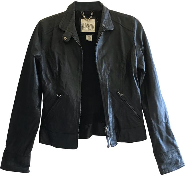 Preload https://img-static.tradesy.com/item/23168078/bb-dakota-black-soft-black-jacket-size-4-s-0-1-650-650.jpg