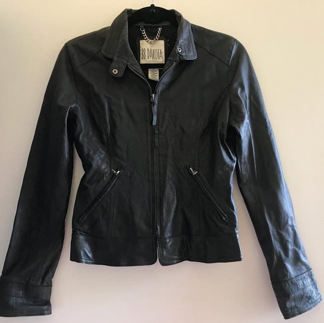 BB Dakota Leather Jacket Image 1