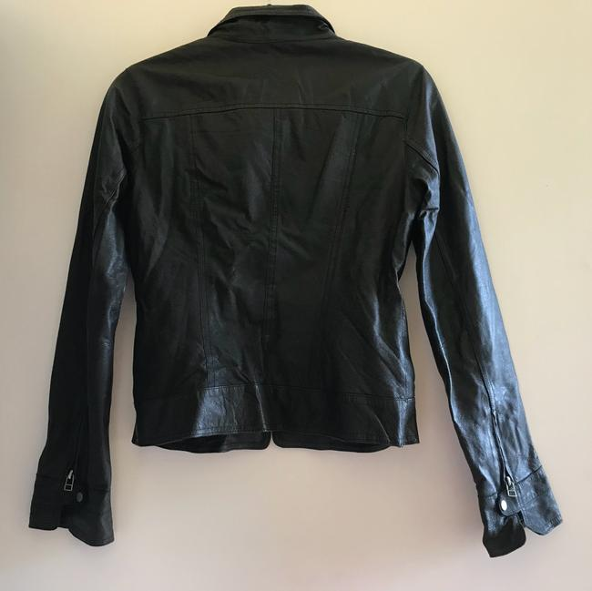 BB Dakota Leather Jacket Image 2