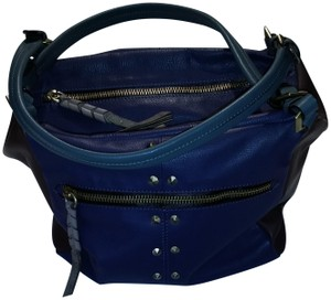 orYANY Multi Color Leather Shoulder Bag
