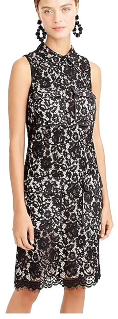 Item - Black With Pockets Short Night Out Dress Size 6 (S)