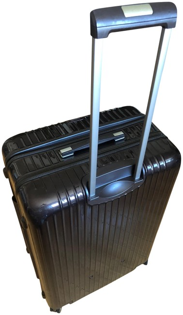 Item - Salsa Deluxe 3-suiter Suitcase Brown with Tan Interior Polycarbonate Weekend/Travel Bag