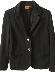 Tory Burch Chic Black, navy blue Blazer