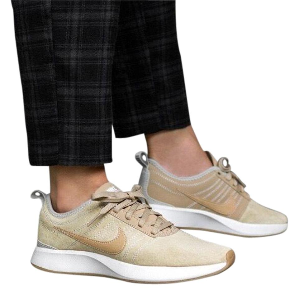 online store fa7b5 a3630 Nike Women s Dualtone Racer Se Lightweight Breathable Mesh Upper with Bold  Stitch Details. Style Color  Sneakers