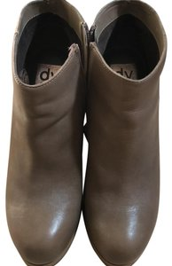 DV by Dolce Vita taupe suede and leather Boots