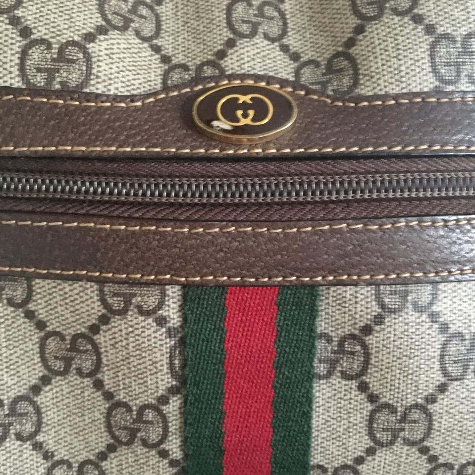 f109b66cfd1 Gucci Vintage Ophidia Gg Supreme Mini Shoulder Bag - Tradesy