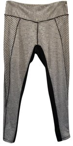 SOLOW SOLOW striped leggings