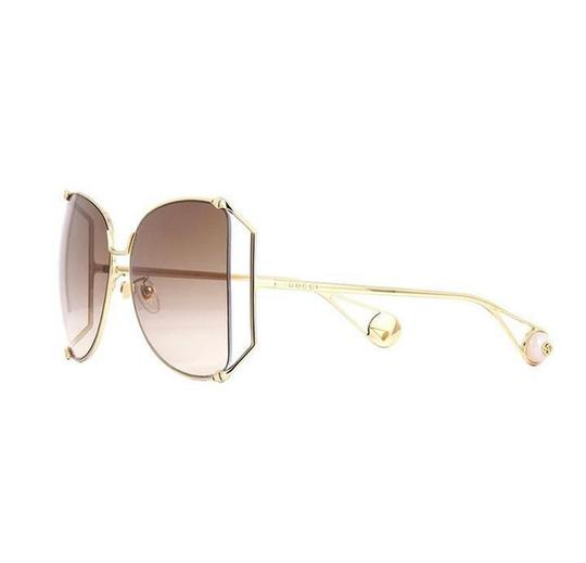95e613841b Gucci Unisex Square Sunglasses