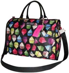 c542a3f1a92c Get Nylon Betsey Johnson Weekend & Travel Bags for 70% Off or Less ...