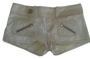 Hollister Shorts Khaki