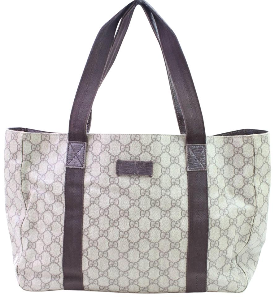 5352f54f666a5b Gucci Shopper Neverfull Soho Marmont 2018 Tote in Brown Image 0 ...