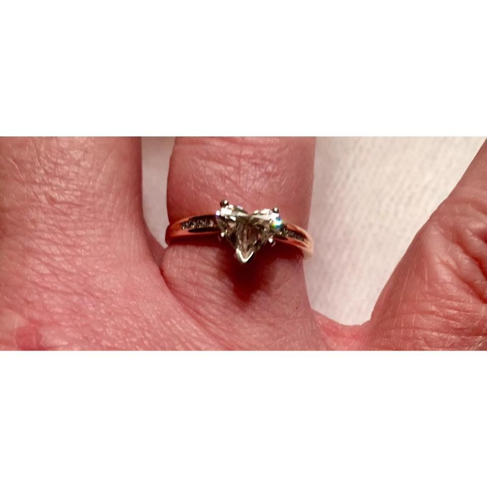 Heart Shape Diamond Ring - Tradesy