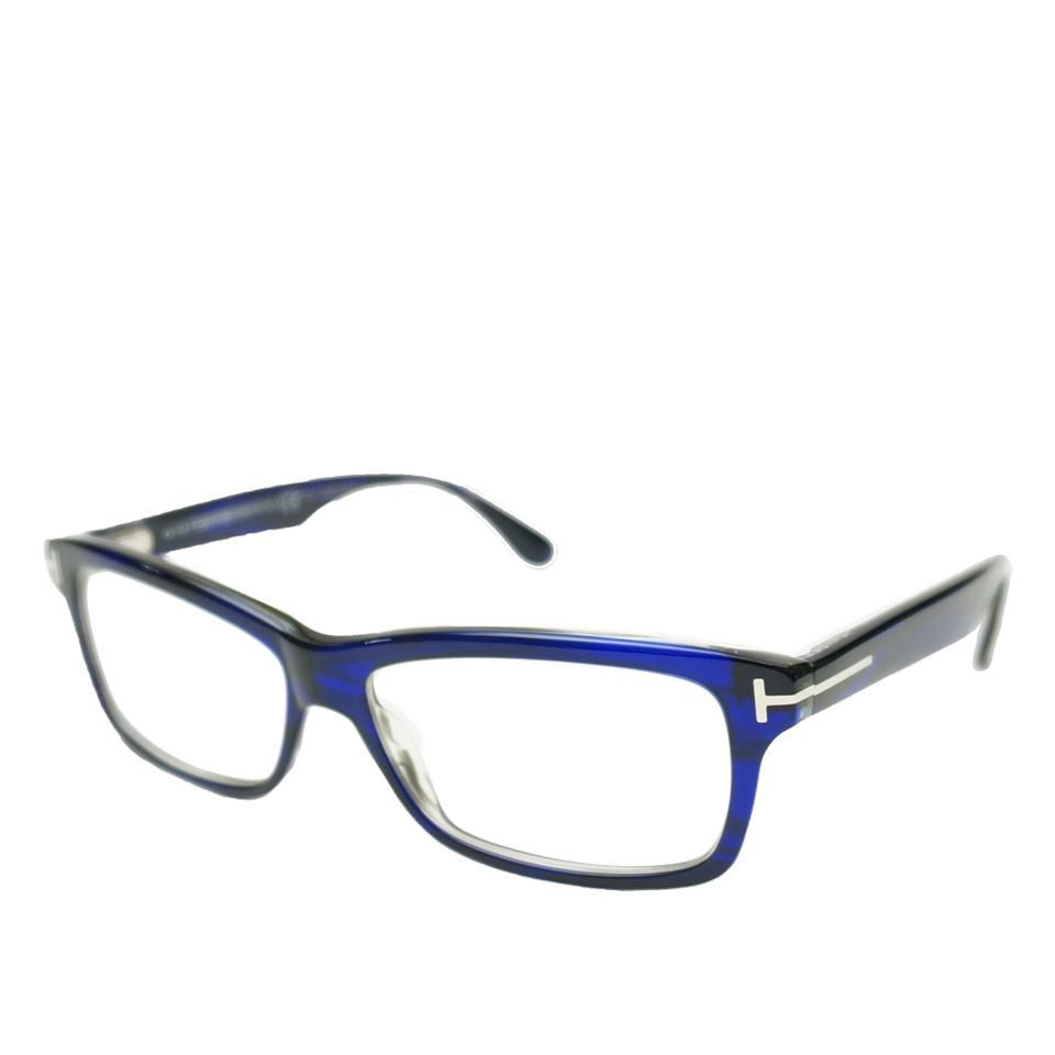 Tom Ford Violet Blue Tf5146 083 Rx Eyeglasses Frame - Tradesy