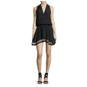 Ramy Brook short dress Black on Tradesy