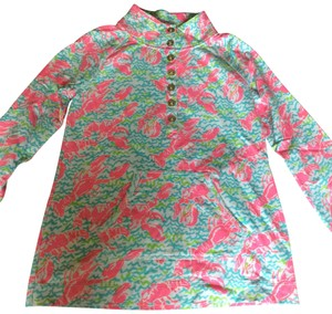 Lilly Pulitzer Captain Popover Lobstah Roll Sweater