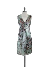 Ted Baker short dress Blue Dragonfly Sleeveless on Tradesy
