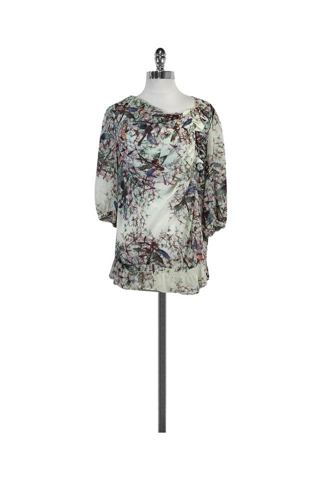 bd1a0ffe8 Ted Baker Blouse Size 4 (S) - Tradesy
