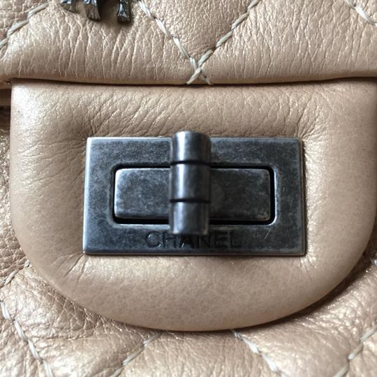 Chanel Double Flap Hermes Mini Limited Edition Cross Body Bag