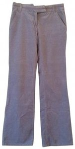 Anthropologie Boot Cut Pants lavender