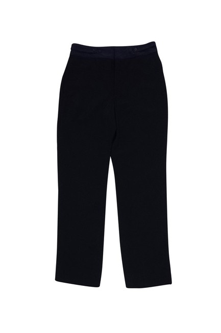 Marc by Marc Jacobs Navy Trouser Pants black