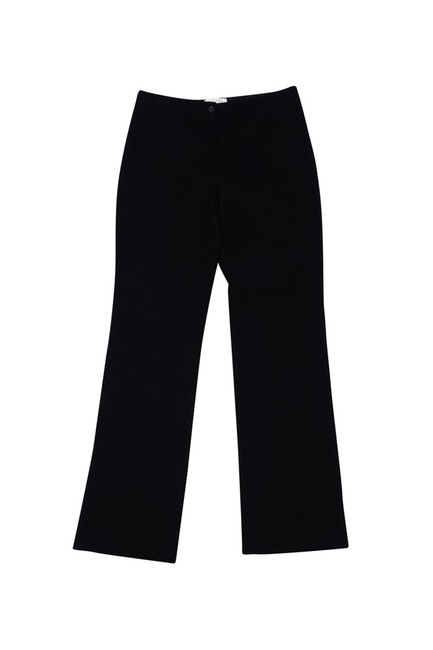 Céline Straight Trouser Pants Black