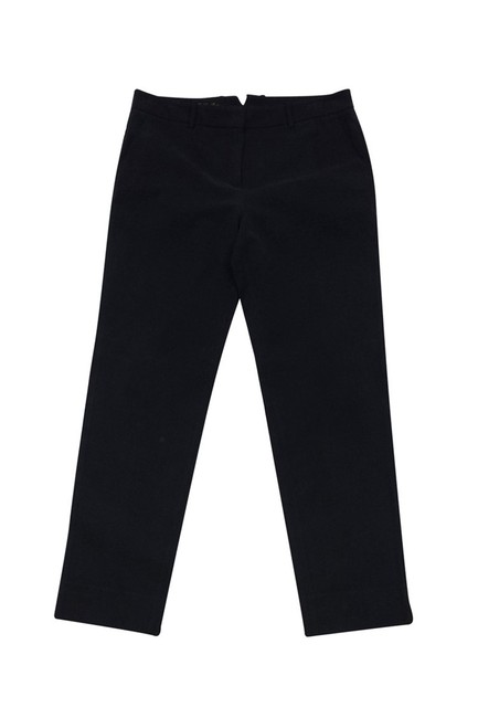 Loro Piana Charcoal Grey Straight Pants
