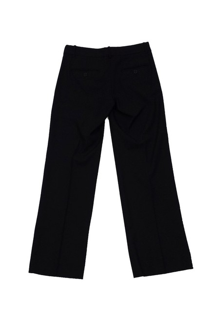 Theory Straight Trouser Pants black