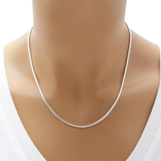 Preload https://item5.tradesy.com/images/silver-new-18-inches-925-sterling-snake-chain-necklace-23174189-0-1.jpg?width=440&height=440