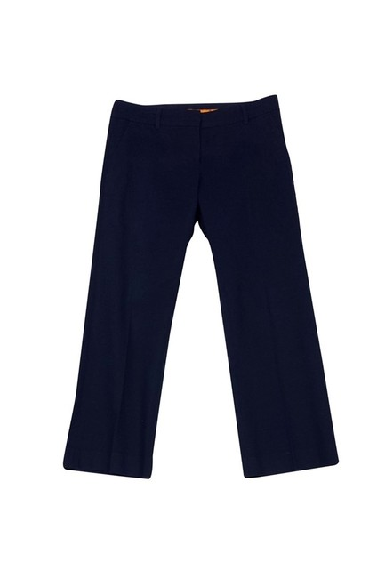 Tory Burch Navy Blue Slacks Trouser Pants