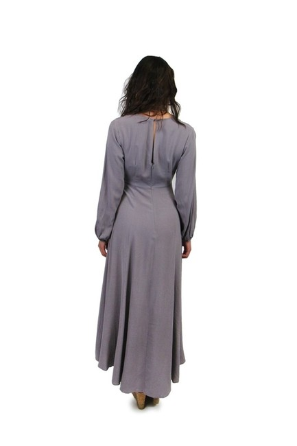 Maxi Dress by Lush The Grey Escape Maxi