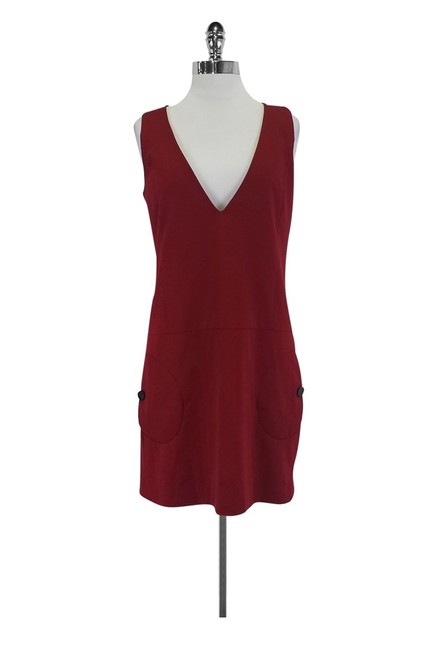 Preload https://item5.tradesy.com/images/comptoir-des-cotonniers-red-short-casual-dress-size-8-m-23174264-0-0.jpg?width=400&height=650